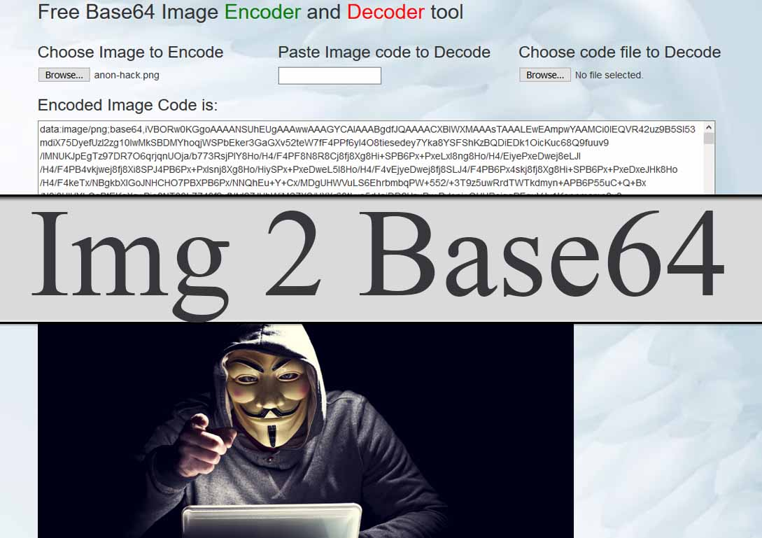 image to base64